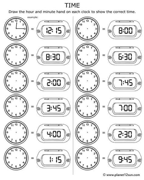 printable worksheets on time all worksheets 187 free clock worksheets printable