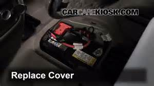 battery replacement 2009 2012 chevrolet traverse 2012