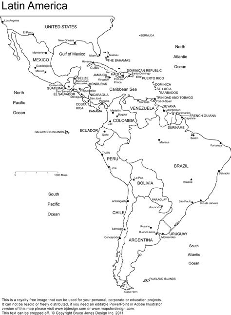 south america map with country names world regional printable blank maps royalty free jpg