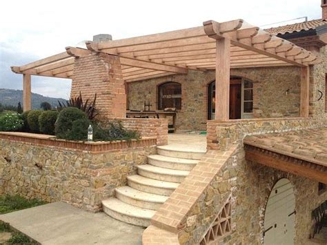 pergolato terrazzo pergolati in legno per esterni foto design mag