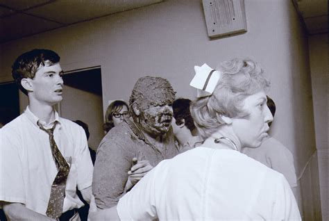 stormont vail emergency room the the mud caked rick douglass photo topeka tornado