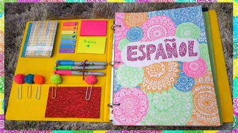 decorar carpetas diy organiza y decora tu carpeta belita