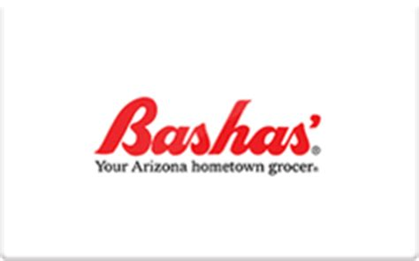 buy bashas grocery stores gift cards raise - Bashas Gift Card