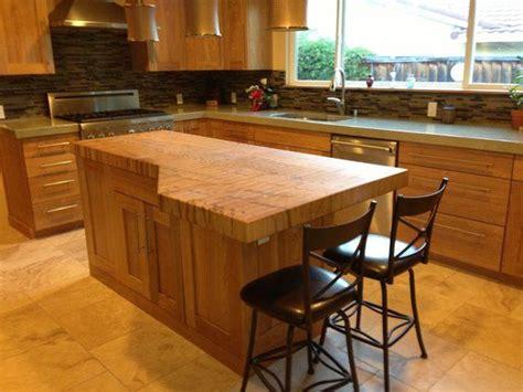 Butcher Block Kitchen Island Breakfast Bar 17 Best Images About Update Kitchen Cabinets On Pinterest