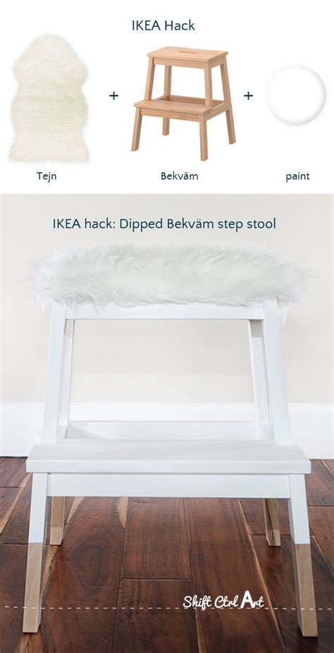 ikea bekvam step ladder ikea bekvam stool diy makeovers that transform the ikea