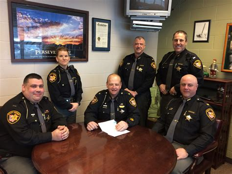 Geauga County Sheriff S Office by The New Sheriff In Town Proud To Serve With Strong Team