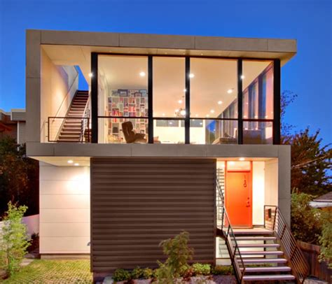 modern small house design ideas a tight budget crockett