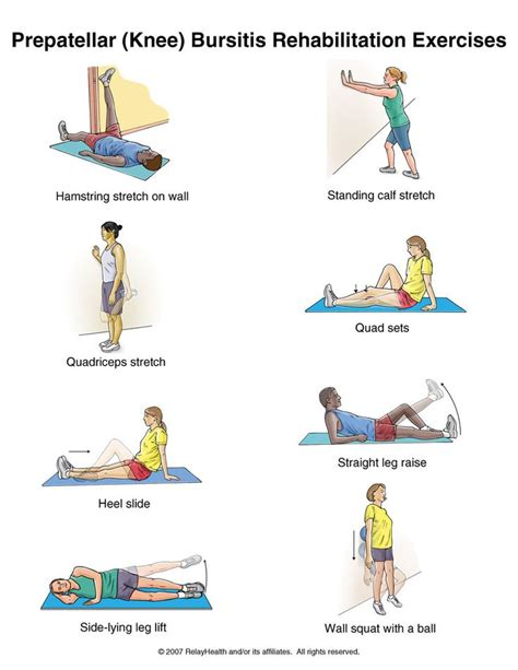 7 Leg Strengthening Exercises by 25 Best Ideas About Knee Stretches On Runners
