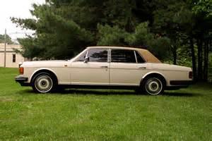 88 Rolls Royce 1988 Rolls Royce Silver Spur