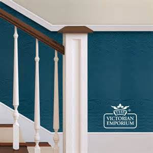 How To Create Wainscoting Anaglypta Wallpaper Dado Panels Ve6681 Anaglypta And