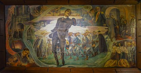 8 Paintings Of Rizal by Painting Of Jos 233 Rizal Being Executed By A Squad Of Filip