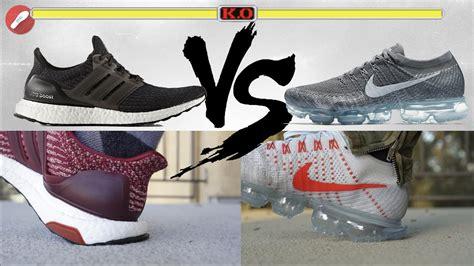 adidas vapormax adidas ultra boost vs nike vapormax what s more comfy