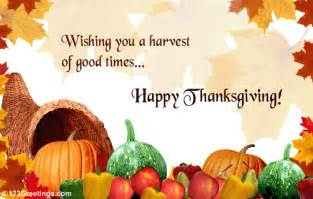 thanksgiving harvest free happy thanksgiving ecards greeting cards 123 greetings