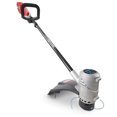 toro 13 inch 48v shaft dual line trimmer the home depot
