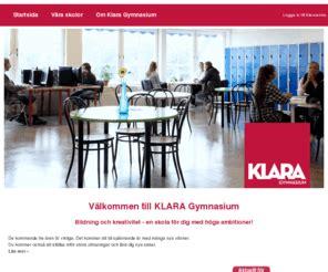 klaragymnasiumse studera pa gymnasiumklara gymnasium