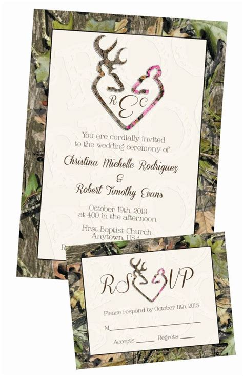 camo wedding invitations to make 17 best images about country wedding ideas on