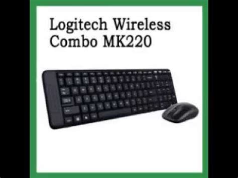 Logitech Mk220 Wireless Keyboard And Mouse Combo logitech mk220 mouse keyboard wireless combo review