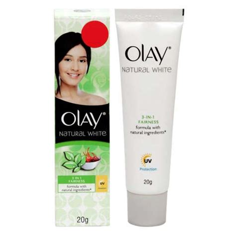 Olay White 20g grocery shop trivandrum at kada in olay white 3 in 1 fairness 20g