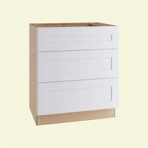 24 base cabinet with drawers home decorators collection newport assembled 24 in x 34 5
