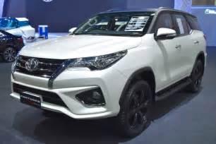 Toyota Fortuner Toyota Fortuner Trd Sportivo Bims 2017 Live