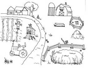 farmer coloring pages diy farm crafts and activities with 33 farm coloring