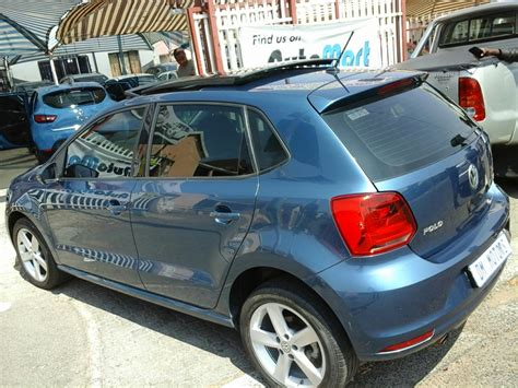 comfort line 2015 vw polo 6 tsi 1 2 comfort line with sunroof