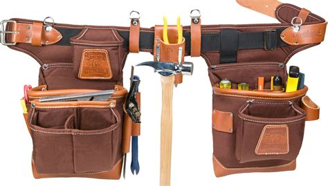 the official occidental leather american made tool belts