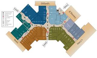 map mall of mall of louisiana map my