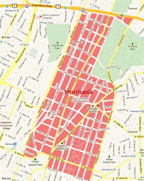 morrisania section of the bronx morrisania new york city new york
