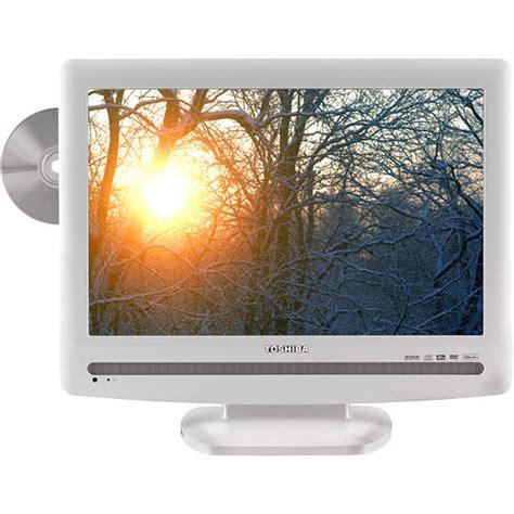 Tv Toshiba Lcd 19 Inch toshiba 19lv506 19 quot 720p dvd lcd tv combo white 19lv506