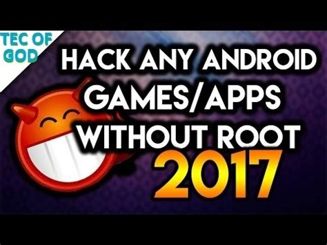 how to mod android game without root how to hack any apps or games in android without root