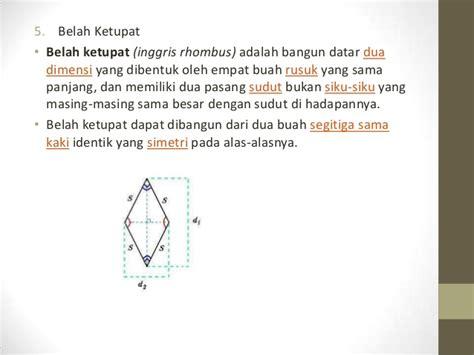 design for environment adalah titik sudut garis simetri