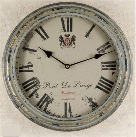 country clock country metal wall clock clocks