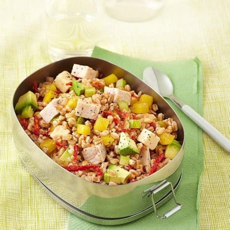 pack   healthy lunch recipes  work eatingwell