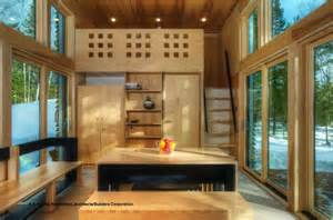 Tiny Homes Interior Pictures The Edge A Small Cabin In Wisconsin