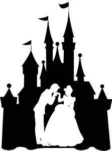 custom vinyl decal run castle cinderella prince charming