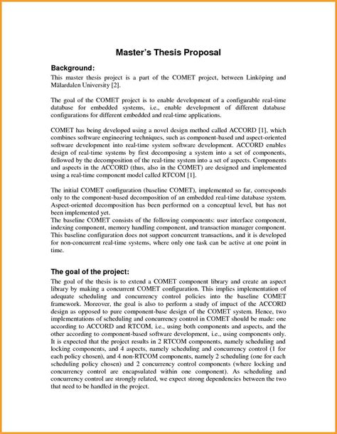 sle thesis proposal best resumes