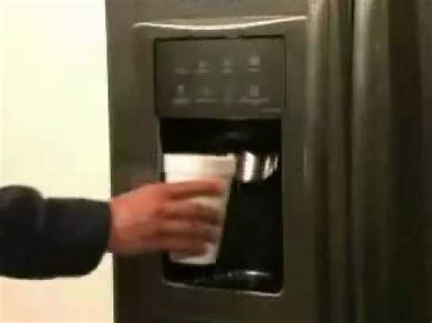 Water Dispenser Quit Working Ge Refrigerator troubleshooting water dispenser issues