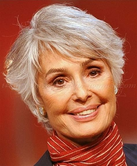 what enhances grey hair round the face best 25 short gray hair ideas on pinterest grey pixie
