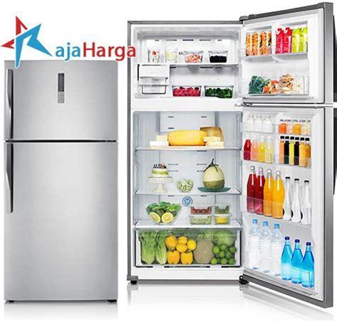 Daftar Lemari Es 2 Pintu Terbaru daftar harga kulkas lemari es toshiba 2 1 pintu terbaru 2018