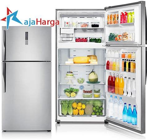 Lemari Es Toshiba Glacio Grand daftar harga kulkas lemari es toshiba 2 1 pintu terbaru 2018