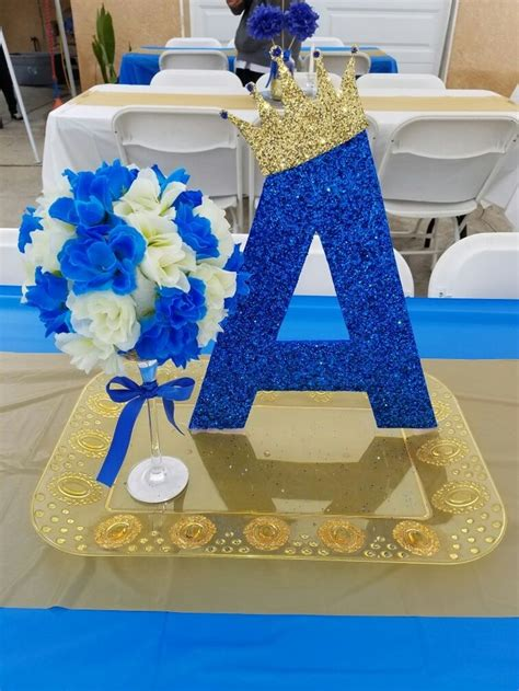 City Baby Shower Centerpieces by Prince Baby Shower Centerpieces Best 25 Prince Baby