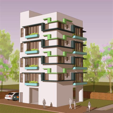 apartment building design indian residential building designs www pixshark com