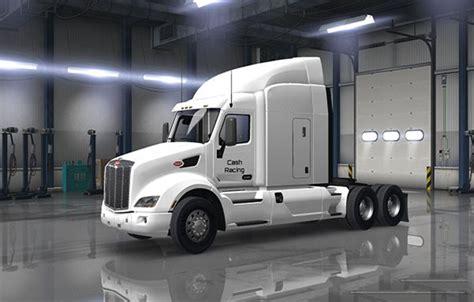 Peterbilt Truck Racing ats peterbilt 579 truck racing skin simulator