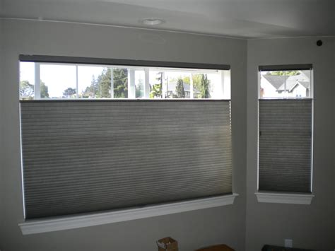 Top Bottom Up Blinds Douglas Cellular Shades With Top Bottom Up Yelp