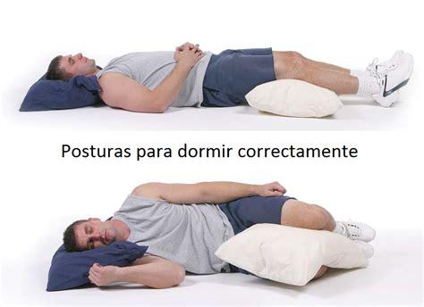 almohadas buenas para dormir posturas correctas para tener una columna vertebral sana