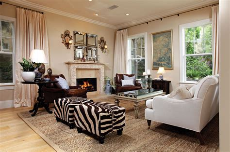 Zebra Living Room Concert Fresh Zebra Living Room Decorating Ideas 817
