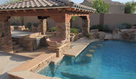 swim up bars swimming pool bars phoenix landscaping design pool builders remodeling