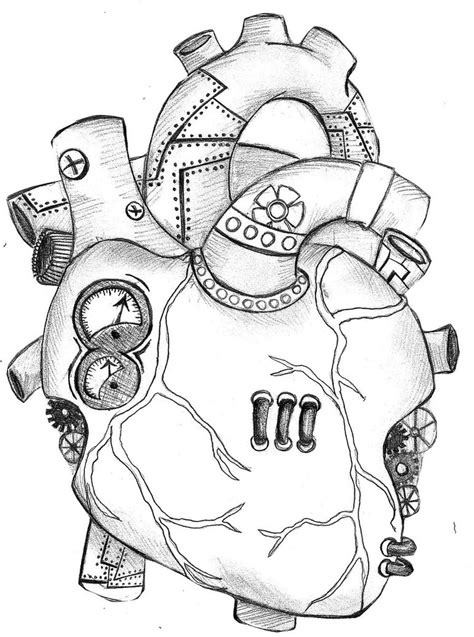 mechanic drawing mechanical by spottedcricket on deviantart