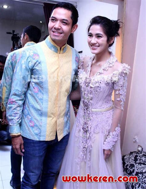 Baju Akad Nikah Alyssa Soebandono foto dude harlino dan alyssa soebandono saat fitting baju pengantin foto 15 dari 21